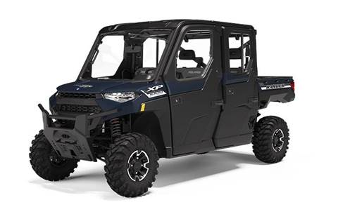 2020 RANGER CREW XP® 1000 EPS NorthStar Edition Steel Blue Metallic