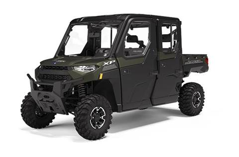 2020 RANGER CREW XP® 1000 EPS NorthStar Edition Matte Sage Green