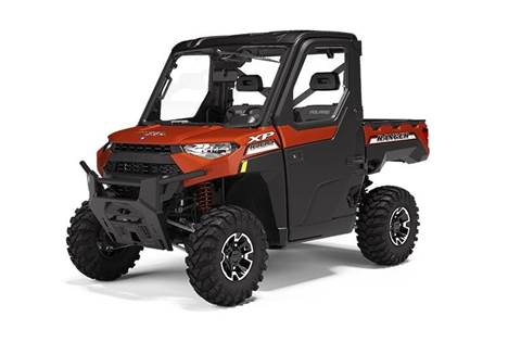 2020 RANGER XP® 1000 NorthStar Edition Orange Rust Metallic