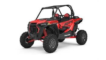 2020 RZR XP® Turbo Indy Red