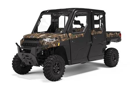 2020 RANGER CREW XP® 1000 EPS NorthStar Edition Polaris® Pursuit® Camo