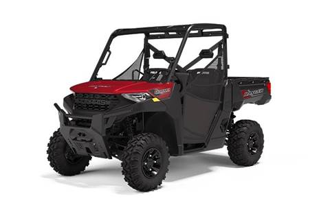 2020 RANGER® 1000 Premium Sunset Red Metallic