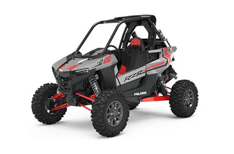 2020 RZR® RS1™ Ghost Gray