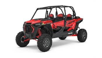 2020 RZR XP® 4 Turbo Indy Red