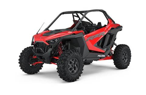 2020 RZR PRO XP® Ultimate Indy Red