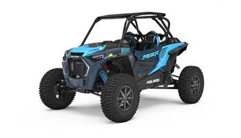 2020 RZR XP® Turbo S Matte Navy