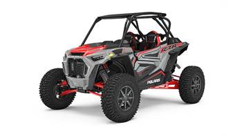 2020 RZR XP® Turbo S Ghost Gray