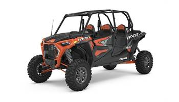 2020 RZR XP® 4 1000 Premium Orange Rust