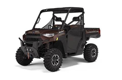 2020 RANGER XP® 1000 Texas Edition Black Cherry Metallic