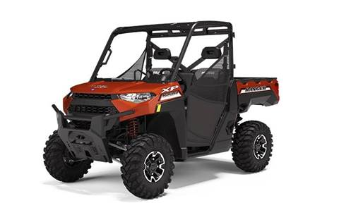 2020 RANGER XP® 1000 Premium Orange Rust Metallic