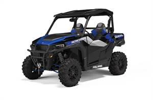 Polaris GENERAL® 1000 Deluxe Black Pearl