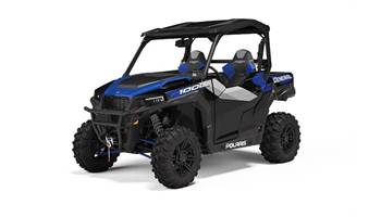 2020 Polaris GENERAL® 1000 Deluxe Black Pearl