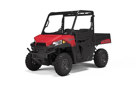 2020 RANGER® 500 Solar Red