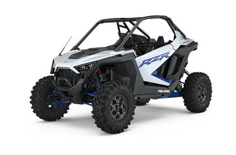 2020 RZR PRO XP® Ultimate White Lightning