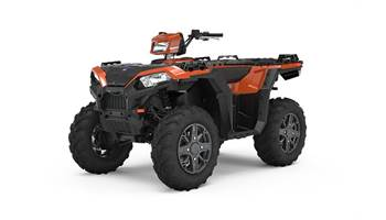 2020 Sportsman® 850 Premium Matte Orange Rust