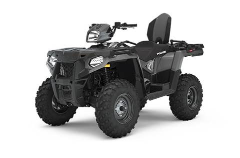 2020 Sportsman® Touring 570 Titanium Metallic