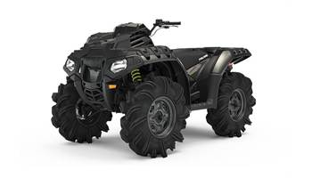 2020 Sportsman® 850 High Lifter Edition Matte Black