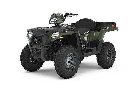 2020 Sportsman® X2 570 Sage Green