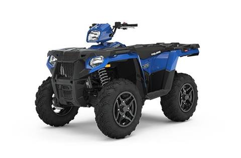 2020 Sportsman® 570 Premium Radar Blue