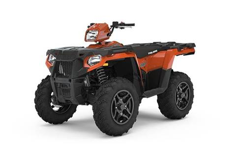 2020 Sportsman® 570 Premium Orange Rust