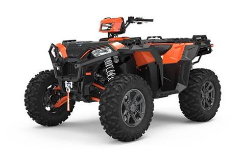 2020 Sportsman® XP 1000 S Orange Madness