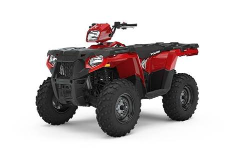 2020 Sportsman® 570 EPS Fury Red