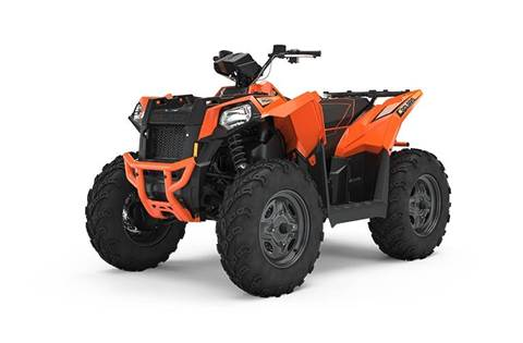 2020 Scrambler® 850 Orange Madness
