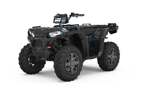 2020 Sportsman® 850 Premium Steel Blue