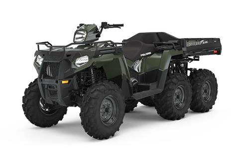2020 Sportsman® 6x6 570 Sage Green