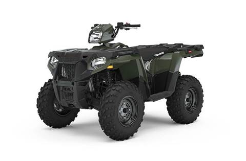 2020 Sportsman® 570 Sage Green