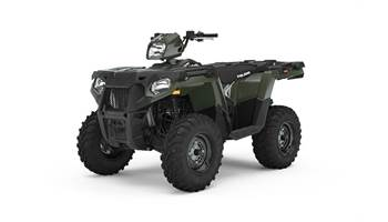 2020 Sportsman® 450 H.O. EPS Sage Green