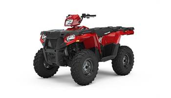 2020 Sportsman® 570 Fury Red