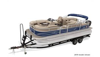2020 Party Barge 22RF XP3 w/150L 4S