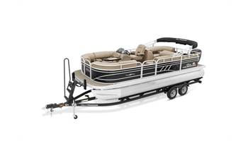 2020 PARTY BARGE 22 RF DLX