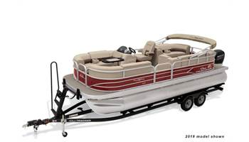 2020 Party Barge 22XP3 w/150L 4S