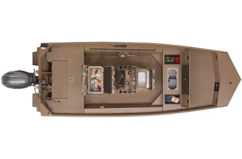 2020 Gator Tough 18 CCT (Prop Tunnel Hull)