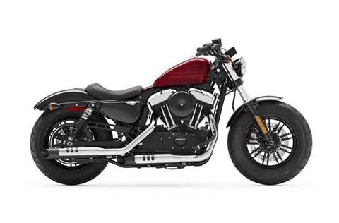2020 Forty-Eight® - Custom Color