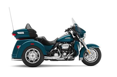 2020 Tri Glide® Ultra - Custom Color