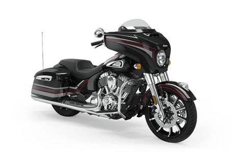 2020 Indian® Chieftain® Limited - Two-Tone Option