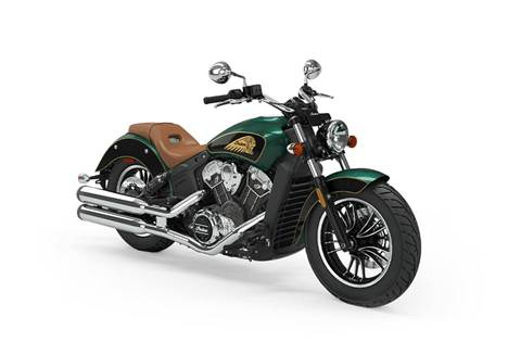 2020 Indian® Scout® ABS - Two-Tone Option