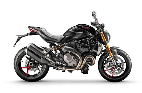 2020 Monster 1200 S - Black on Black