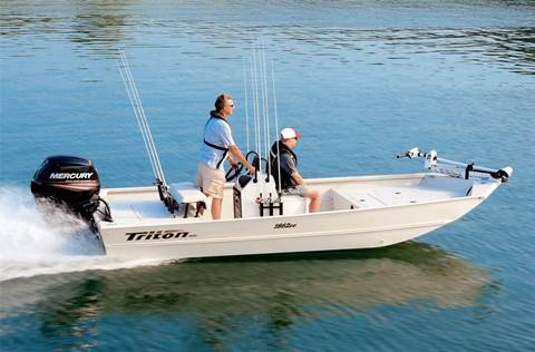 New Triton Boats Aluminum Models For Sale in Milton, PA ...
