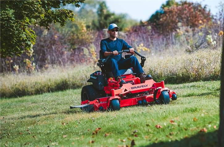 New Gravely Residential Lawn Mowers For Sale Middleton