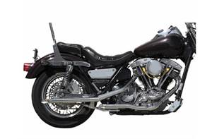 1 3/4in. Slash-Cut 40in. Drag Pipes for FXR