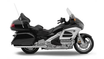 2012 Gold Wing Audio Comfort Navi XM ABS