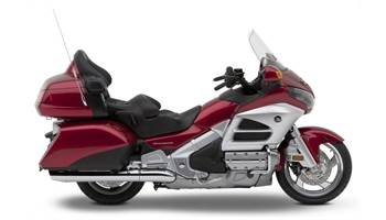 2012 Gold Wing Airbag