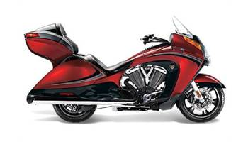 2012 Victory Vision® Tour - Sunset Red