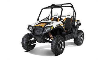 2012 Ranger RZR® S 800 - White/Orange Madness LE