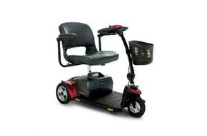 GO-GO ELITE TRAVELER® PLUS-3 WHEEL
