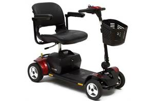GO-GO ELITE TRAVELLER® PLUS-4 WHEEL